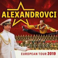 ALEXANDROVCI – EUROPEAN TOUR 2019